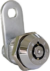 CobraMatic 7 Changeable Cam Lock