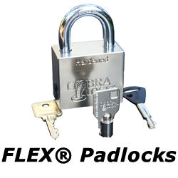 Cobra FLEX Padlocks
