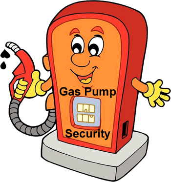 Gas Pump Security